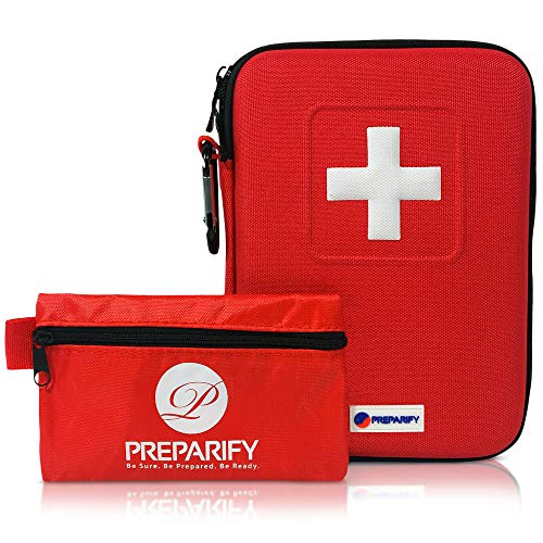 Preparify Kit Pronto Soccorso da Casa 2-in-1 | 152...