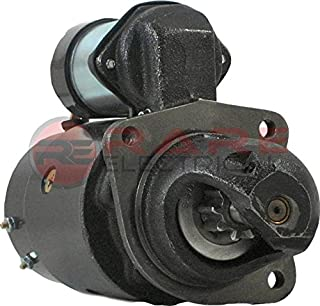 NEW STARTER MOTOR COMPATIBLE WITH BOBCAT SKID STEER LOADER M-600 M-610 1107386 1109424 1998299 10455336