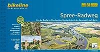 Spree-Radweg: Von der Quelle im Oberlausitzer Bergland durch den Spreewald nach Berlin, 410 km, 1:50.000, wetterfest/reissfest, GPS-Tracks Download, LiveUpdate