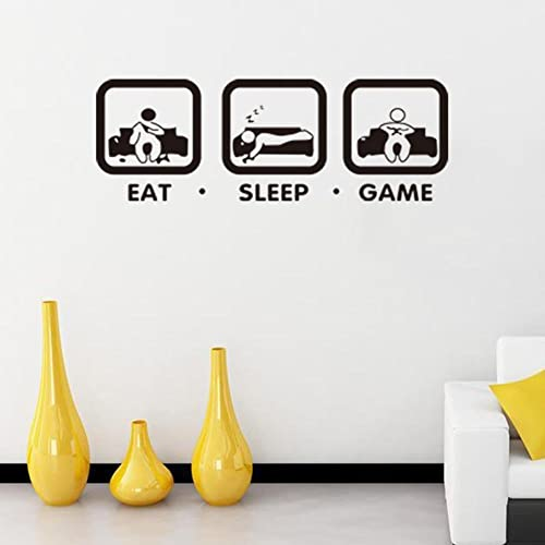 by Broomsticker 26cm x 14cm // 10 x 6 Designer GAMEPAD Light Switch Sticker Funny Wall Sticker