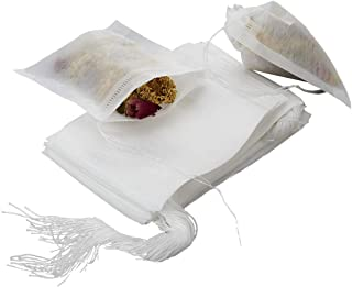 不織布圧送ラインティーバッグティーバッグ袋を抽出空のティーバッグ 無漂白 ティーバッグ 袋 200枚入り