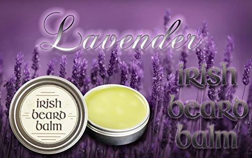 Irish beard balm Lavender