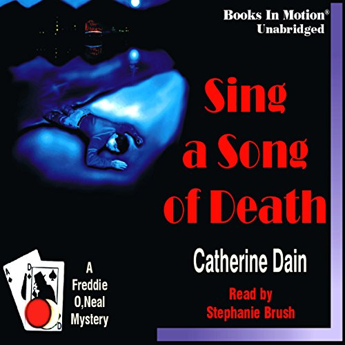 Sing a Song of Death audiobook cover art