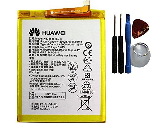 ORIGINALE HUAWEI P9, P9Lite, Honor 8ricambio batteria hb36