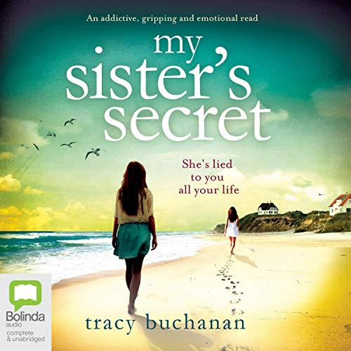 My Sister's Secret audiobook cover art