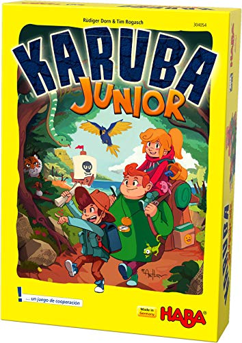 Haba- Karuba Junior - ESP, Multicolor (Habermass 304054)