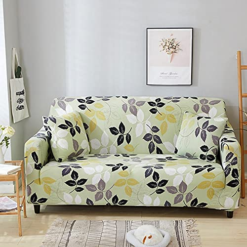 Fundas elásticas elásticas para sofá Fundas de sofá universales Funda de Esquina para sofá seccional para decoración del hogar A28 2 plazas