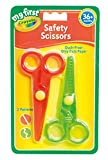 Crayola 3.3012 Safety Scissors (Pack of 2)