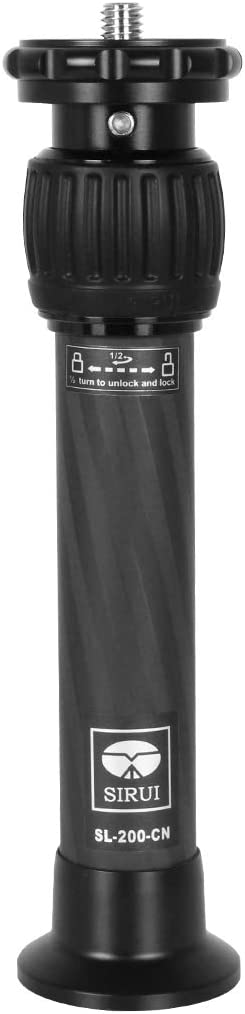 35 opinioni per SIRUI SL-200- Tubo di estensione per treppiede a due sezioni in fibra di