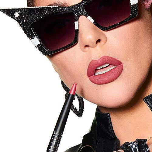 HAUS LABORATORIES By Lady Gaga: LE MONSTER MATTE LIP CRAYON | Crayon À Lèvres Crémeux À Mat Longue Tenue, Rouge À Lèvres À La Couvrance Totale, Végan Et Non Testé Sur Les Animaux | 0.05 Oz.
