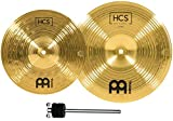 Meinl Cymbals HCS-FX HCS Cymbal Box Set Effects Pack with 10' Splash, 12' China, Plus a FREE Cymbal Stacker (VIDEO)