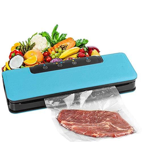 New JTJxop Food Saver Vacuum Sealer Machine for Food, Vacuum Sealer Machine Built in Air Sealing Sys...