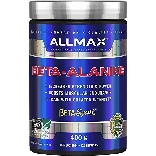 ALLMAX Nutrition Beta-Alanine, 14.11 oz (400 g)