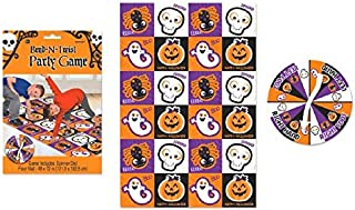 amscan Bend and Twist   Halloween Party Game