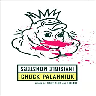 Invisible Monsters audiobook cover art
