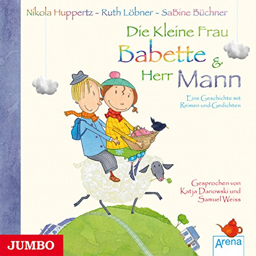 Die kleine Frau Babette & Herr Mann Titelbild