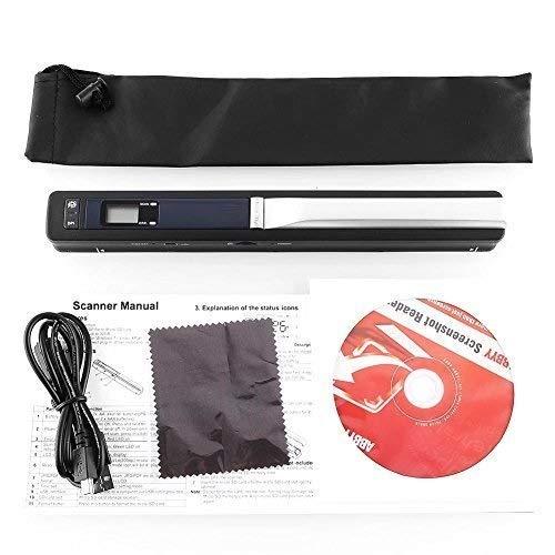Skypix - Escáner mini de bolsillo portátil