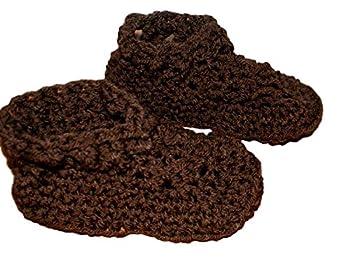Handmade Crochet Slippers House Slippers Kids House Shoes Womens Slippers Mens Slippers,Family Boots Crochet House Shoe Knit Shoes Men Slippers