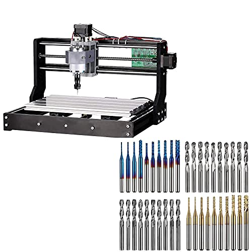 Genmitsu CNC 3018-PRO Router Kit Milling Engraving Machine +...