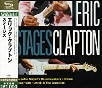 Stages (Shm-CD) by Eric Clapton