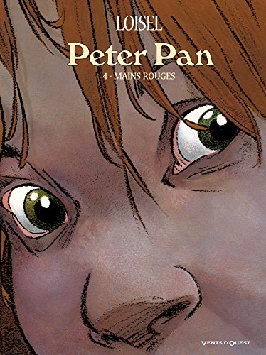 Peter Pan - Tome 04: Mains rouges