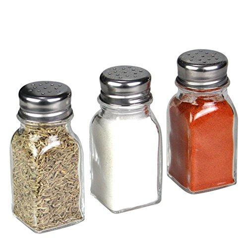 Glazen kruidpotten Japanse peper shaker Zout kip essentie kruiden kruiden doos keuken benodigdheden