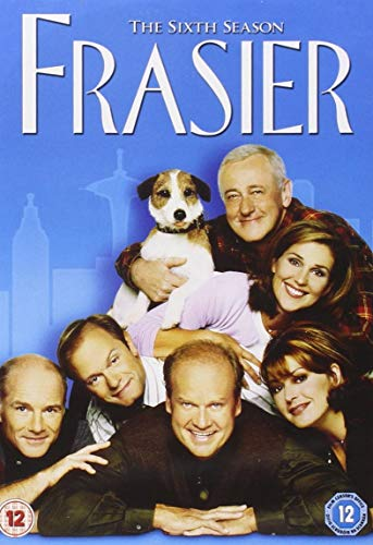 Frasier Season 6 [Reino Unido] [DVD]