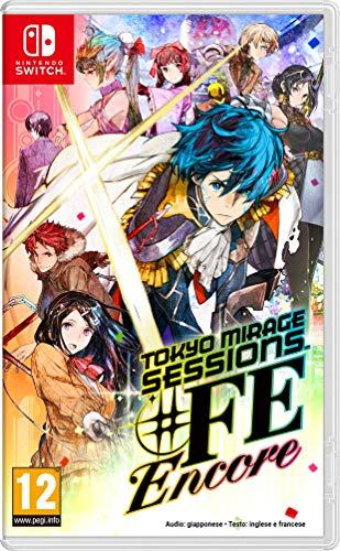 Tokyo Mirage Sessions ♯Fe Encore - Nintendo Switch