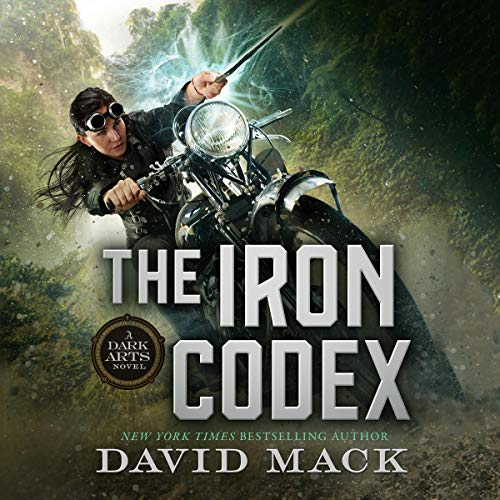 The Iron Codex Titelbild