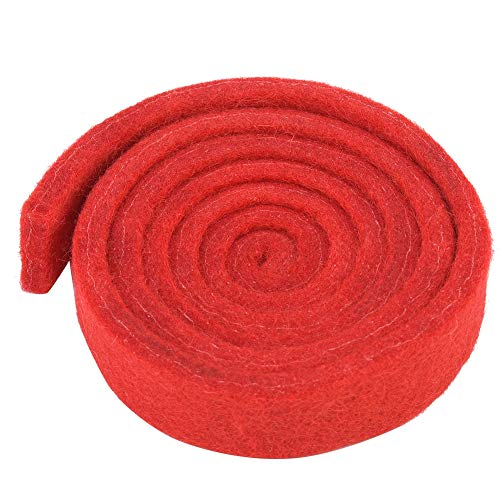 Best Price! Piano Temperament Strip Wool Felt Piano Check Tuning Tool for Piano Manintainence Musica...