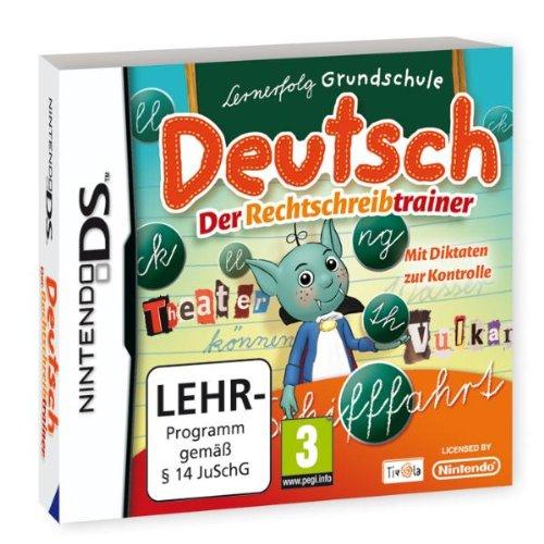 Lernerfolg Grundschule: Deutsch. Der Rechtschreibtrainer