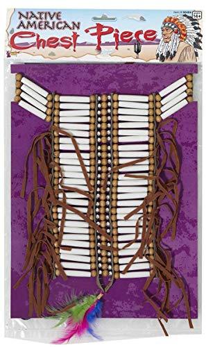 Forum Novelties Native American Chest Piece Costume Jewelry Access