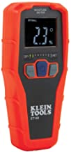 Klein Tools ET140 Pinless Moisture Meter for Non-Destructive  Moisture Detection in..