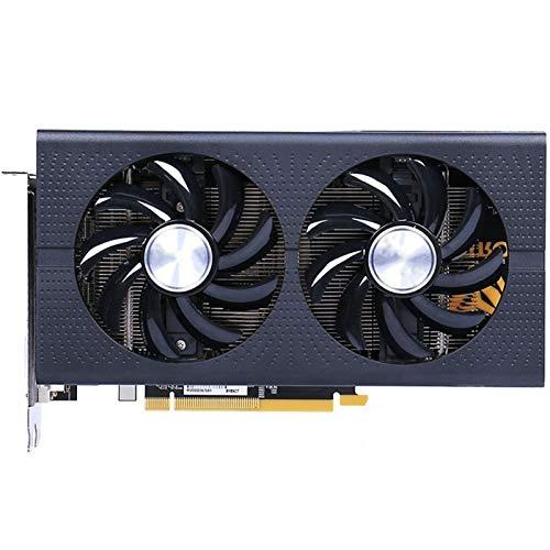 GIAO RX 460 4GB Tarjetas De Video 1024SP AMD Radeon RX 460 4GB Nitro + Gráficos Tarjetas De Pantalla GPU Computadora Tarjeta Gráficos