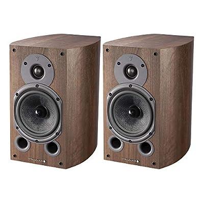 Wharfedale Diamond 9.1 Speakers (Pair) (Walnut) from Wharfdale