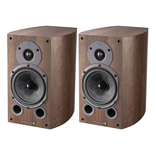 Wharfedale Diamond 9.1 Speakers (Pair) (Walnut)