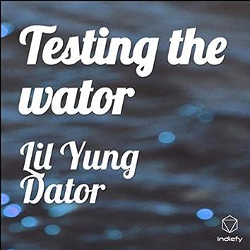 Testing the wator