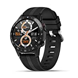 Smart Watch Fitness Tracker with Blood Pressure Heart Rate Sleep Monitor Multisport GPS Running Watch for Man Woman, Smartwatch for Android iOS Phone Full Touch Screen Waterproof Watch