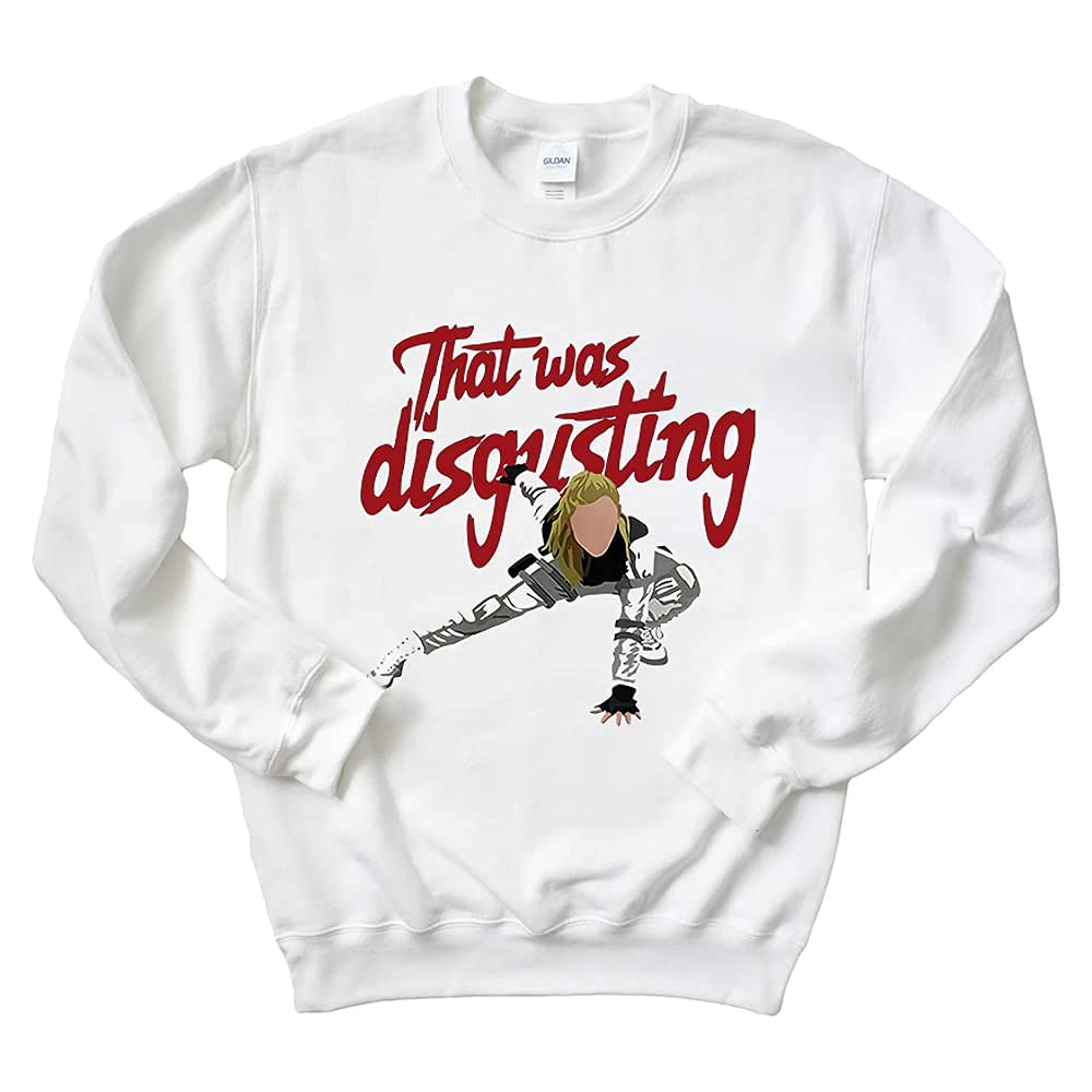 That Was Disgusting OFFicial mail order Yelena Large-scale sale Belova Funny Romanoff Shirt 1984 Sw