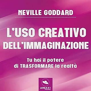 L'uso creativo dell'immaginazione copertina