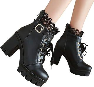 Suchergebnis auf für: 35 Schwarz Stiefel