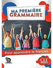 Ma premiere grammaire livre+CD