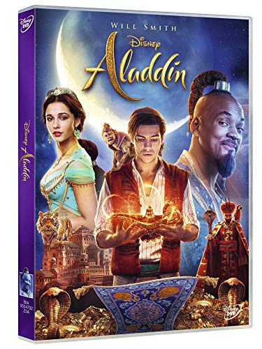 Dvd - Aladdin (Live Action) (1 DVD)