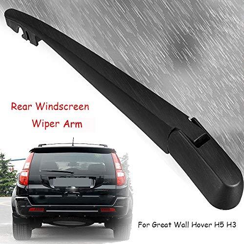 NO LOGO KF-Spring Auto Windschutzscheibe hinten Scheibenwischer Scheibenwischerarm Messer for Great Wall Hover H5 H3 Autozubehör (Größe : Single Wiper Arm)