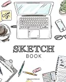 Sketch Book: Hand-drawn style | Sketching | Drawing and Creative Doodling | Notebook and Sketchbook to Draw and Journal