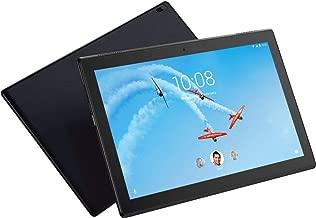 Lenovo Tab 4 10 Plus 10.1 inch FHD+ (1920x1200) Android Tablet Touchscreen (Quad-Core Qualcomm Snapdragon MSM8953/625 2.0GHz Processor, 2GB RAM, 32GB eMMC) 4G-LTE Unlocked, Dolby Atmos, Slate Black