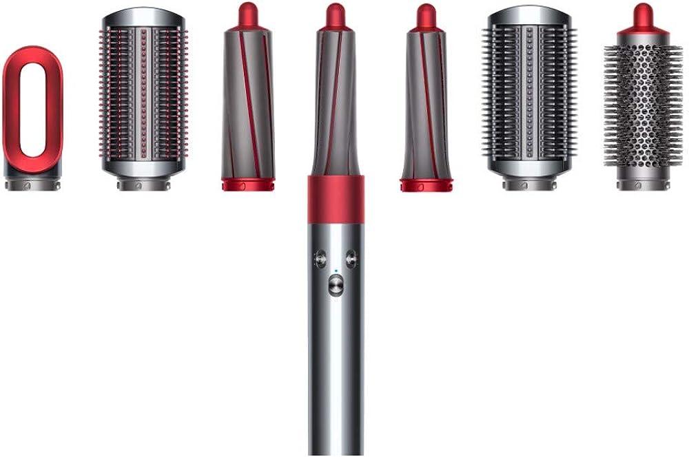 dyson airwrap complete red - spazzola per capelli 332880