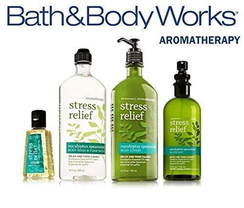 Bath & Body Works Aromatherapy Eucalyptus & Spearmint Body Lotion 6.5 oz,...
