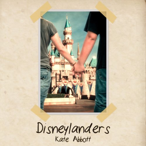 Disneylanders audiobook cover art