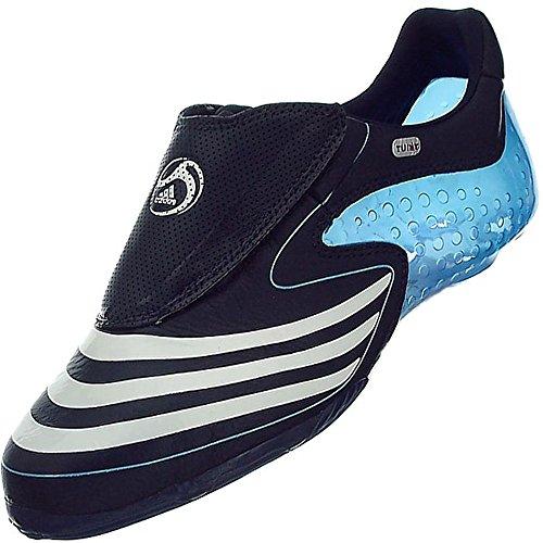 adidas F50.8 Tunit Leder Upper Blau